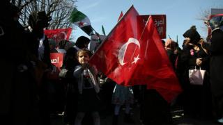 روز جهانی زن در ترکیه