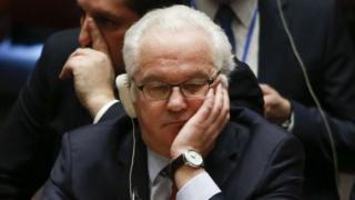 У своїй кар'єрі Віталій Чуркін неодноразово вислуховував критику представників Заходу в ООН