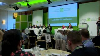 The Irish Citizens' Assembly meeting in Malahide