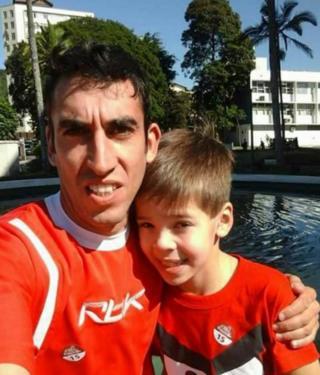 Fernando Sierra e Felip Romero