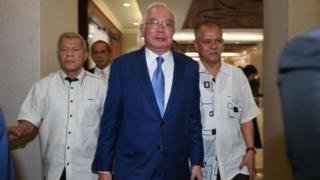 Ông Najib nói tội trạng đưa ra là có động cơ chính trị.