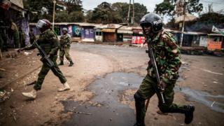 Doorashada Kenya
