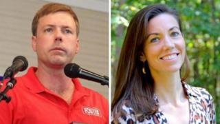Larrison Campbell, Cumhuriyetçi Mississippi adayının seçim kampanyasını izleme talebinde bulunmuştu