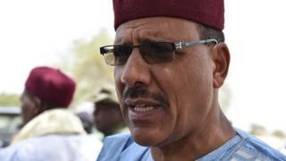 Mohamed Bazoum, le ministre nigérien de l'Intérieur et de la Sécurité publique