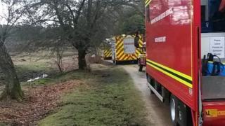 Rescue site