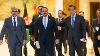 「中巴經濟走廊」或向阿富汗延伸