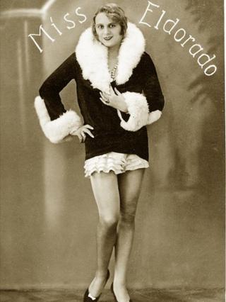 Hansi Sturm, 1920'lerde ünlü olan Berlinli drag queen