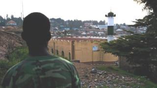 Masjid di Rwanda