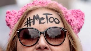 Women's March participant in Missouri