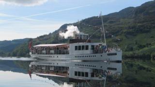 Steamship Sir Walter Scott