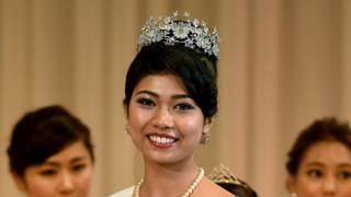 Priyanka Yoshikawa gana Miss Japón 2016