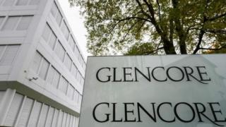 Glencore office