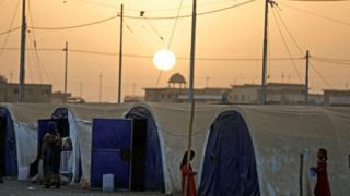 اردوگاه موصل