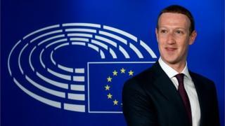 Цукерберг у Європарламенті