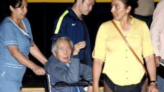 Peru's ex-President Fujimori ordered to stand trial again