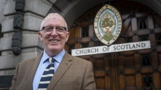 Rev Dr Martin Fair
