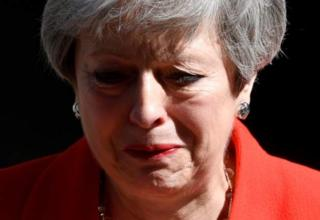 Theresa May resigns: British Prime Minister cry tears wen she decide to step down on June 7