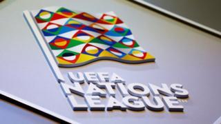 Logo de la Liga de las Naciones