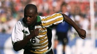 Afrique du Sud, Leeds United