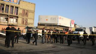 Вибухи в Багдаді