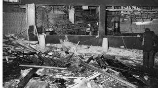 Pub destruction