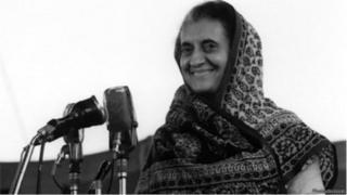 इंदिरा गांधी
