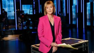 Julie Etchingham on the statement of the ITV management debate