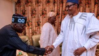 Tinubu n ki Buhari