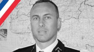 Trung tá Arnaud Beltrame