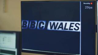 BBC Wales archive being viewed