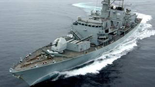 Iran tanker seizure: Royal Navy frigate to escort UK ships