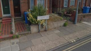 Grove Lane in Ipswich