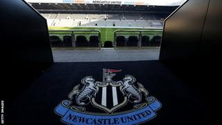 Newcastle's St James' Park