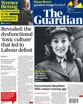 The guardian 19 June