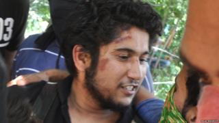 नवीद जट, कश्मीर