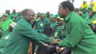 Membe vs Magufuli