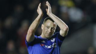Kyaftin din Chelsea John Terry