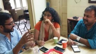 কলকাতার বাসিন্দা তিন 'ছবির পোকা'