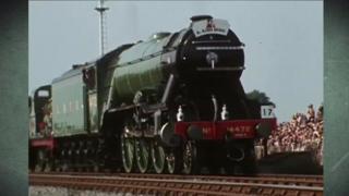 ဗြိတိန်မှာ မမေ့ကြသေးတဲ့ ရေနွေးငွေ့ရထားတွေ