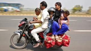 انڈیا میں بڑھتی آبادی