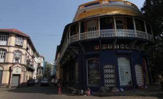 Kala Ghoda area, Mumbai