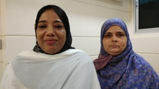 সালেহা তাবাস্সুম ও আনিসা আফরোজ