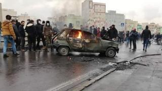 اعتراضات روز شنبه در ایران