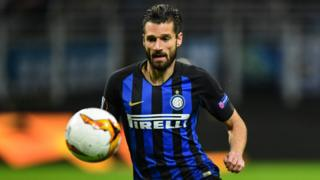 Antonio Candreva, Inter Milan (14 Mar 19)