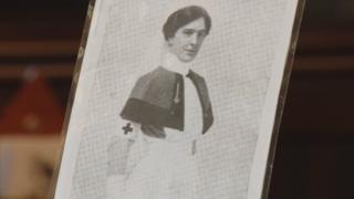 Nurse Agnes Climey
