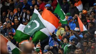 پاکستان بمقابلہ انڈیا