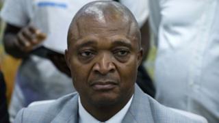 Emmanuel Ramazani Shadary ni we mukandida ushyigikiwe na Perezida Joseph Kabila wa Kongo, wifuza ko ari we wamusimbura ku butegetsi