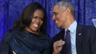 Барак Обама та Мішель Обама