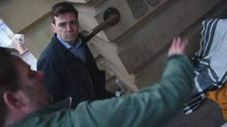 Andy Burnham launches homeless fund