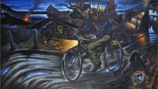 A Scottish Triptych: Nightshift, Departure, Saturdays